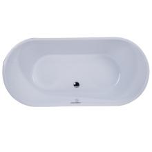 Cupc EUA Narrow Rim Best Seller Free Standing Bathtub