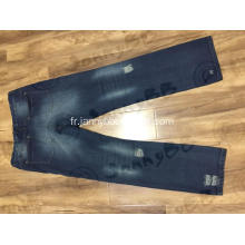 Wholesale Denim Hole Pants