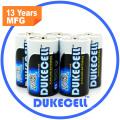 0% Hg Non-Leakage D Size Battery Lr20