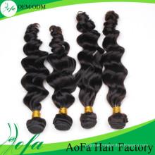 Factory Price Brazilian Virgin Hair Human Remy Hair Weft