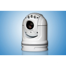 550tvl Caméra de véhicule CCD PTZ IP66 à zoom optique 36X