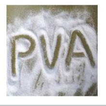 Pulver Min. 99% Min. Polivinylalkohol / PVA (CAS: 9002-89-5) für Landwirtschaftsgrad