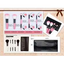 Hot 5 Cosmetic Brush Set Makeup Brush Set