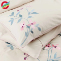 embroidery pintuck cotton duvet/quilt cover set