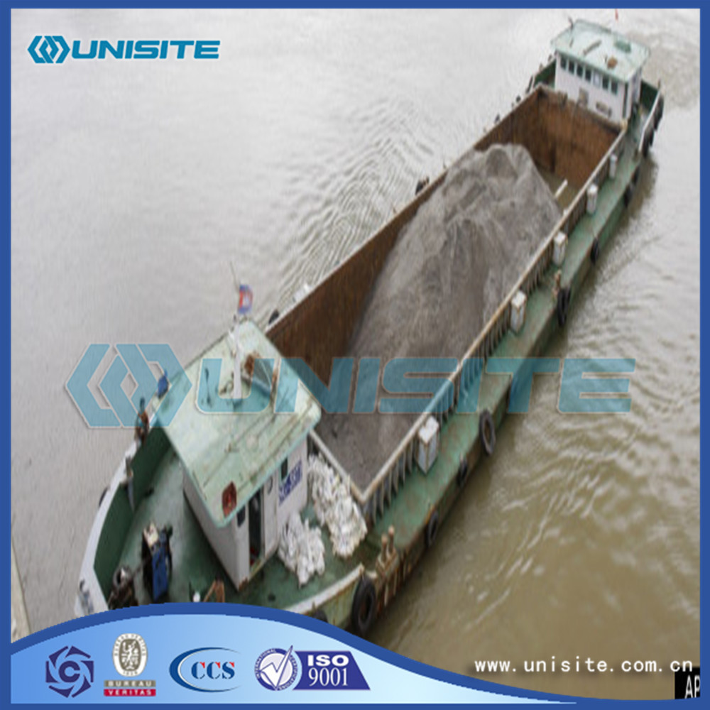 Transport Sand Barge