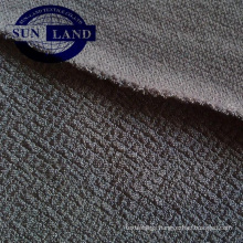 polyester spandex jacquard fabric for japanese women trousers cloth
