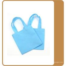 Vente en gros Non-tissé Polyester Tote Bag Assortiment logo noir (50 pc)