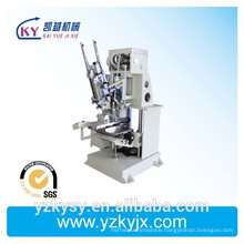 Three color latest high-speed CNC sweeping brush manufacturing machine