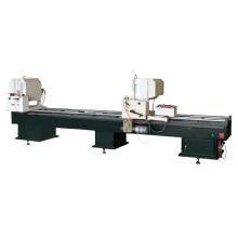 LJZ2--450X3700 PVC  Double Head Mitre Saw Machine