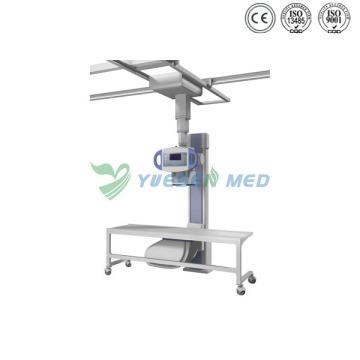 Medizinisches Krankenhaus 50 kW U-Arm Medizinisches digitales Röntgengerät