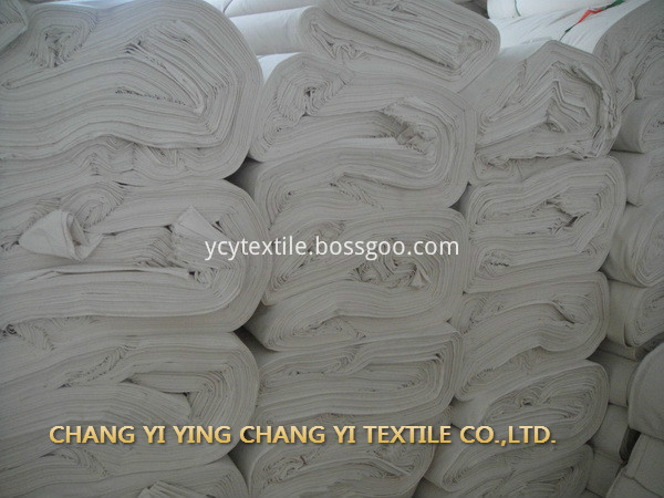 100% Cotton Material and White Fabric
