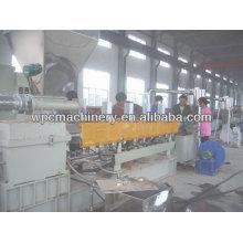 Машина для производства древесных пластиковых гранул