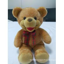 Lovely plush teddy bear toy