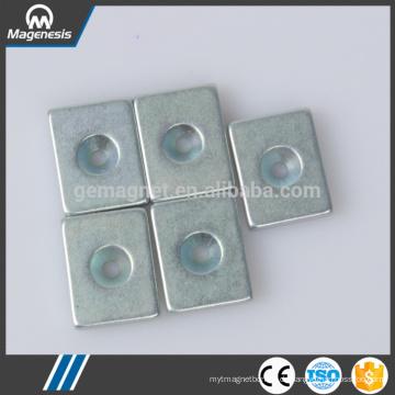 China Großhandel Produkte feine Qualität starke Ndfeb Topf Magnet Haken