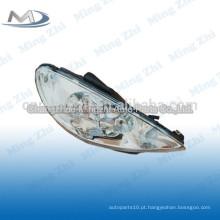 Cristal de luz principal para Peugeot 206 R087276 L087275