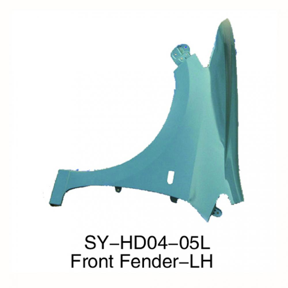 HONDA CITY 2008-2012 Frente Fender-L
