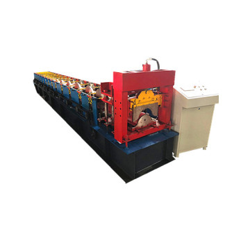 Galvanized Ridge Cap Roofing Roll Rolling Machine