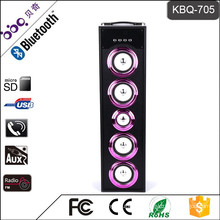 BBQ KBQ-705 45W 5000mAh Bluetooth Mini DJ Speaker