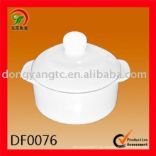 Fábrica directa al por mayor de cerámica olla