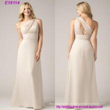 Hohe Qualität Charming Elegant Brautjungfer Kleid Großhandel Mode Neueste Günstige Abendkleid
