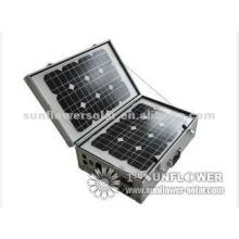 30W * 2 Kleiner tragbarer Solargenerator