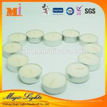 Ventas directas populares nuevas velas perfumadas personalizadas de Tealight