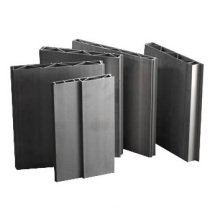 Aluminum Profiles for Sidewall and Floor of Subway Carriage