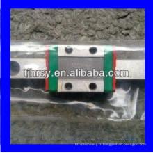 Rail linéaire miniature Hiwin MGN9H et bloc