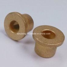 Powder Metallurgy Sintered Bronze Spare Part of Bearing Block