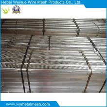Ребристая рейка для использования строительных материалов