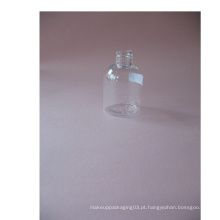 2oz Boston Clear pet garrafa sem bomba de loção