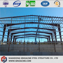 Pre Engineered Steel Structure for Movable Warehouse