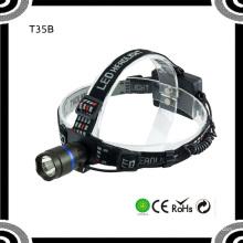 Poppas T35b 200lm High Power Красный / Синий / Зеленый / Серебряный LED Перемещение головной свет