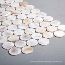 Backsplash KitchenTiles Mosaic Mother of Pearl Shell