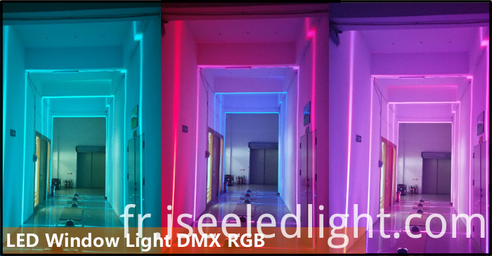 RGB window light