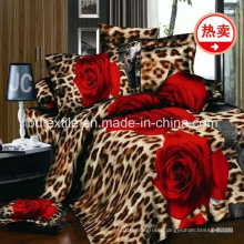70GSM 100% Polyester Printed Microfiber Brushed Two Sides Fabric