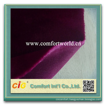 For Boots For Garment Wholesale Faux Fur Fabric