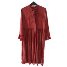 Гарантированное качество по подходящей цене с принтом женское платье