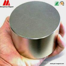 Огромный магнит цилиндра NdFeB для промышленного применения