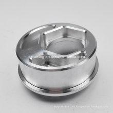 CNC-обработка промышленной запасной части (алюминиевая крышка)