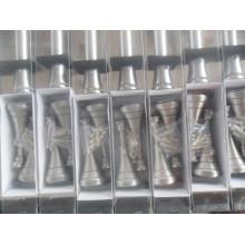 Trompete finial com diamante de alta qualidade cortina rod fabricados na china
