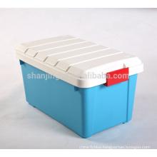 cheap 55 L Eco-Friendly, PP plastic type plastic storage boxes,Multipurpose plastic container.