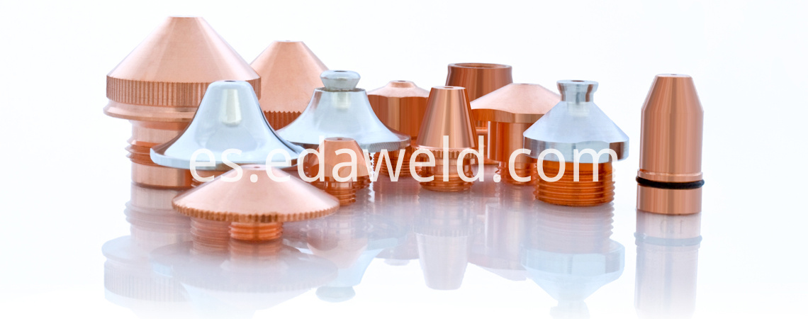 Optical Fiber Copper Cutting Nozzle