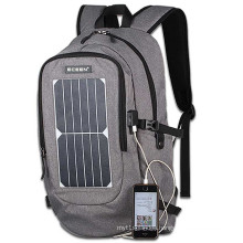 2017 Manufacuturer ECE-668 shoulder outdoor solar panel bag laptop