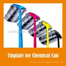 Puede de hojalata eléctrica EN10202 primer para pintura producción