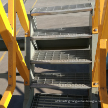 industrial Non slip stair treads steel grating stair tread price