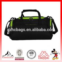 Novos esportes ao ar livre grande capacidade de bagagem à prova d 'água e saco de treinamento de futebol de fitness