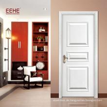 Moderne Furnier-lamellierte hölzerne Tür-Preis-Haupttür-hölzerner schnitzender Entwurf
