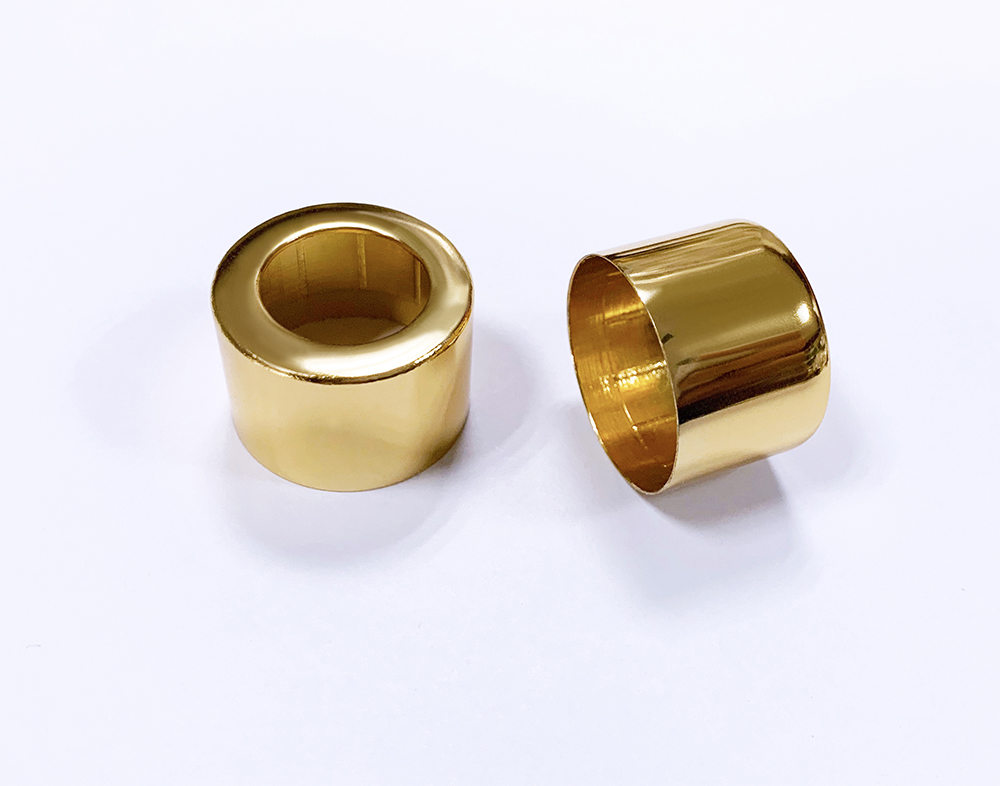 High Quality Gold Aluminum Perfume Collar