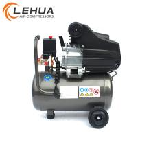Compressor de ar elétrico do pcp da movimentação direta de 25l 2hp para ferramentas pneumáticas
